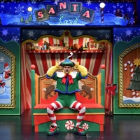 VIDEO: Enjoy 'Tea Time With Crumpet' With THE SANTALAND DIARIES At Actors Theatre Photo