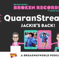 BWW Exclusive: Ben Rimalower's Broken Records QuaranStreams- JACKIE'S BACK with Jenifer Le Photo