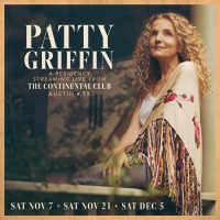 Patty Griffin Announces 'Live From The Continental Club' Livestream Series