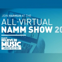 HARMAN Professional Solutions Announces Special Guests and Exclusive Events for Virtu Photo