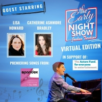 VIDEO: Joshua Turchin's THE EARLY NIGHT SHOW Premieres Songs From SPANDEX THE MUSICA Photo