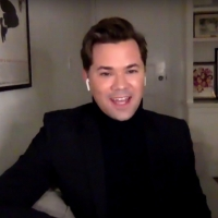 VIDEO: Andrew Rannells & James Corden Talk About Their THE PROM Co-Stars on THE LATE LATE SHOW