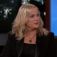 VIDEO: Amy Poehler Talks Galentine's Day on JIMMY KIMMEL LIVE! Video