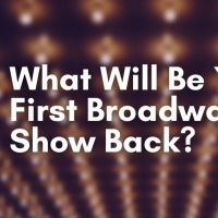 What Will Be Your First Broadway Show Back? Photo