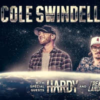 Cole Swindell Brings Down To Earth Tour to Sanford Pentagon on March 25 Photo