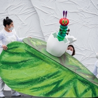 Metro Theater Company Extends Run Of THE VERY HUNGRY CATERPILLAR SHOW Through May 23 Photo
