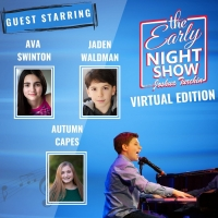 VIDEO:  New Episode of Joshua Turchin's THE EARLY NIGHT SHOW Features  Jaden Waldman, Photo