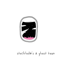 Sad Alex Releases New Song 'Stockholm's A Ghost Town' Photo