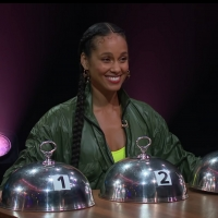 VIDEO: Watch SPILL YOUR GUTS OR FILL YOUR GUTS With Alicia Keys Photo
