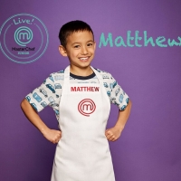 MASTERCHEF JUNIOR LIVE! to Have Special Guest Appearance by Season 7 Top 8 Finalist Matthew Smith