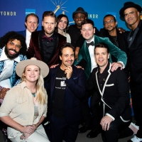 BWW TV: Hangin' with the Cast of FREESTYLE LOVE SUPREME on Opening Night!