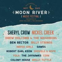 Sheryl Crow & Nickel Creek to Headline Moon River Music Festival Photo