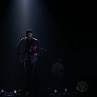 VIDEO: Watch Tom Walker Perform 'Leave a Light On' on THE LATE LATE SHOW WITH JAMES C Photo