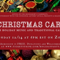 The Episcopal Actors' Guild and the House of the Redeemer Present A CHRISTMAS CAROL Photo