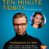 WATCH: Ten Minute Tidbits with Spencer Glass and Guest Kathryn Gallagher Photo