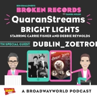 BWW Exclusive: Ben Rimalower's Broken Records QuaranStreams with Instagrammer @dublin_zoet Photo