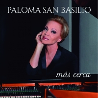 Paloma San Basilio presenta MÁS CERCA Photo