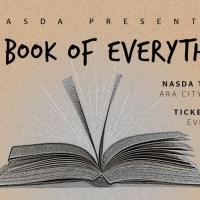 NASDA's Announces THE BOOK OF EVERYTHING Photo