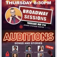 Nik Walker, Phoenix Best, Joey Taranto & More to Appear as Guests on BROADWAY SESSION Photo