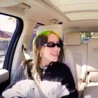 VIDEO: Watch Billie Eilish and James Corden on Carpool Karaoke! Photo