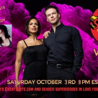 Nicolas Dromard and Desiree Davar Present SUPERHEROES IN LOVE Concert #4 Featuring Je Photo