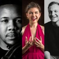 New York Festival Of Song Presents 2021 NYFOS Next Festival At Kaufman Music Center Photo