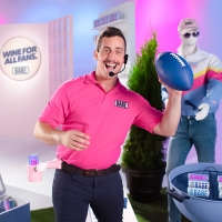 BABE WINE Teams Up with Unnecessary Inventions for Football Season Photo