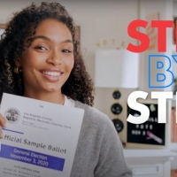 Freeform Launches Voting Digital Series THE CLOCK IS TICKING From Yara Shahidi Photo