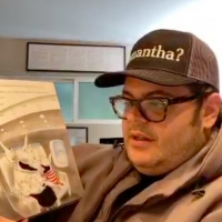 VIDEO: Josh Gad Reads Children's Book to Kids Stuck at Home Due to Coronavirus