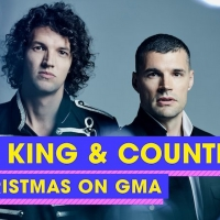 for King & Country Will Perform on GOOD MORNING AMERICA Christmas Day Photo