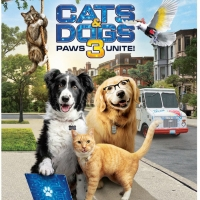 CATS & DOGS 3: PAWS UNITE Available on Digital Tomorrow Photo