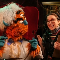 BWW Review: LEONARDO AND SAM: THE TERRIBLE MONSTER AND THE MOST SCAREDY-CAT KID IN TH Photo