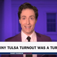 VIDEO: Randy Rainbow Tackles Current Events to the Tune of 'Poor Unfortunate Souls' in Lat Photo