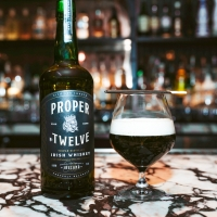 PROPER NO. TWELVE Irish Whiskey for National Irish Coffee Day on 1/25 and Great Recipes