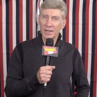 BWW TV Exclusive: The Great Facts of THE GREAT SOCIETY- David Garrison on Richard Nix Photo