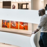 Works & Process at the Guggenheim To Present Brian Brooks Moving Company: Immersive T Photo