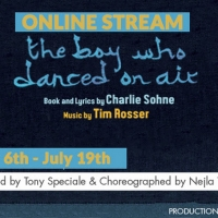 Diversionary Announces Online Stream Of THE BOY WHO DANCED ON AIR Photo