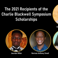 BSMS Announces Recipients of Charlie Blackwell Symposium Scholarships for BIPOC Stage Photo