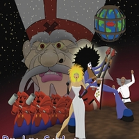 DEATH OF A ROCKSTAR World's 1st Feature-Length Animated Rock Opera to Premiere in NYC Photo
