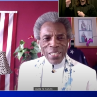VIDEO: Watch Telly Leung & André De Shields Speak About the Healing Power of Broadwa Photo