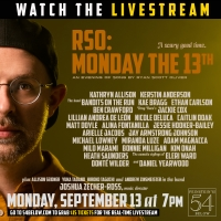 Jackie Cox, Jay Armstrong Johnson, Bonnie Milligan & More to Star in RSO: MONDAY THE  Photo