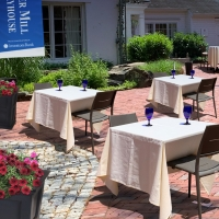 Paper Mill Playhouse Reopens Outdoor Dining With Live Performances Photo
