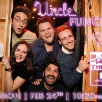 Sketch Comedy Troupe Uncle Function Begins Monthly Residency At UCB Theater Photo