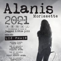 Alanis Morissette Announces Tour Dates Celebrating 25 Years of 'Jagged Little Pill' Photo