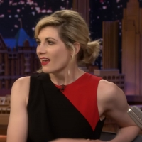 VIDEO: Jodie Whittaker Talks About DOCTOR WHO on THE TONIGHT SHOW WITH JIMMY FALLON Photo