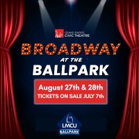 BROADWAY AT THE BALLPARK Returns For Second Year Photo