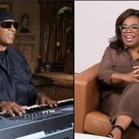 Oprah Winfrey Interviews Music Legend Stevie Wonder, Friday, November 6 on Apple TV+ Photo