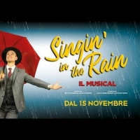 BWW Review: SINGING IN THE RAIN al Teatro Nazionale di Milano Photo