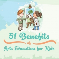 BWW Exclusive: Arts and Student Wellness: The Diverse Benefits of Arts Education Photo