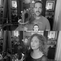 VIDEO: Dana Aber and Justin D Quackenbush Perform  Getting There' From IN TRANSIT Photo
